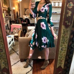 Plenty by Tracy Reece floral dress
